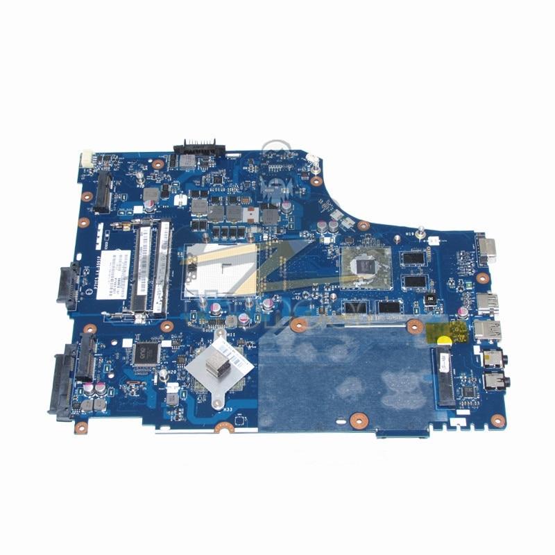 MBRQF02001 LA-6991P for acer aspire 7560G laptop motherboard socket fs1 for HD6630M DDR3 wholesale for acer aspire 5520 la 3581p laptop motherboard mb aj702 003 mbaj702003 amd integrated 100