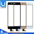 Oro blanco negro de la pantalla táctil para huawei enjoy 5s tag-al00 tag-cl00 tag-tl00 tag-l23 sensor digitalizador panel 1 pc/lot