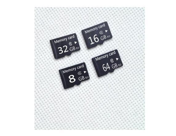 מחשבי וברזי השקיה איכות גבוהה כרטיס TF כרטיס SD מיקרו מיני 8GB Class10 16 GB 32 כרטיסי זיכרון GB 64GB 128GB זיכרון microSD עבור טלפון / Tablet / מצלמה (3)