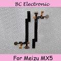 Carga del USB puerto de carga Flex Cable + micrófono + vibrador para MEIZU MX5 envío gratis