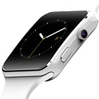 ✔  X6 Smart Watch Поддержка SIM-карты TF h Камера Smartwatch Bluetooth Dial / с сенсорным экраном камер ✔