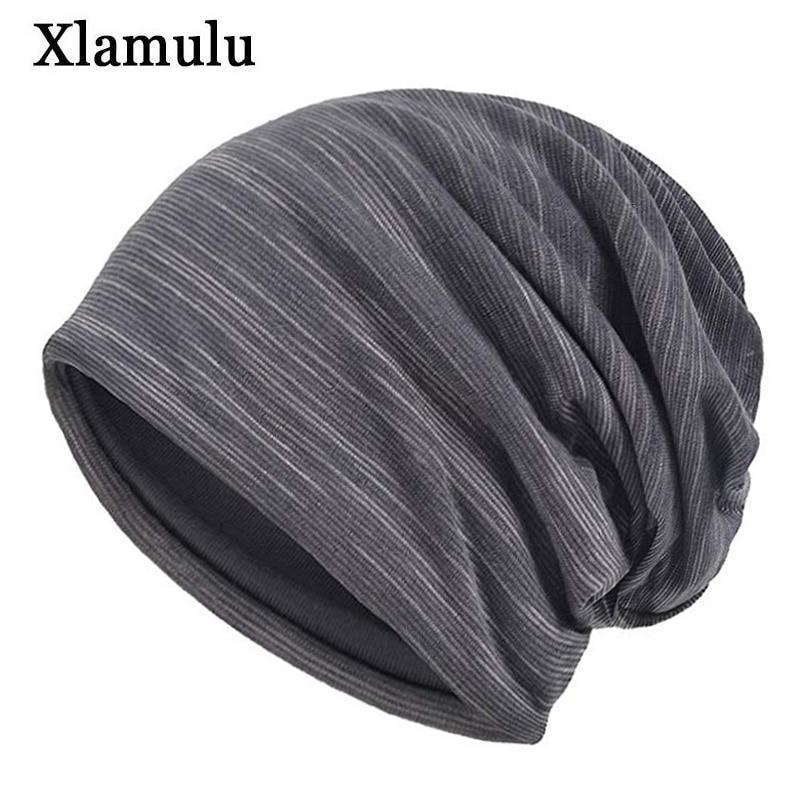 Xlamulu   Skullies     Beanies   Hat Women Winter Hats For Men Caps Male Soft Bonnet Mask Men's   Beanie   Hat Balaclava Female Cap Gorros