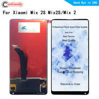 "5.99"" For Xiaomi Mix 2S Mix2S Mix 2 MIX2 LCD Display+Touch Screen Digitizer frame Assembly Replacement Accessories for MI mix2 s"