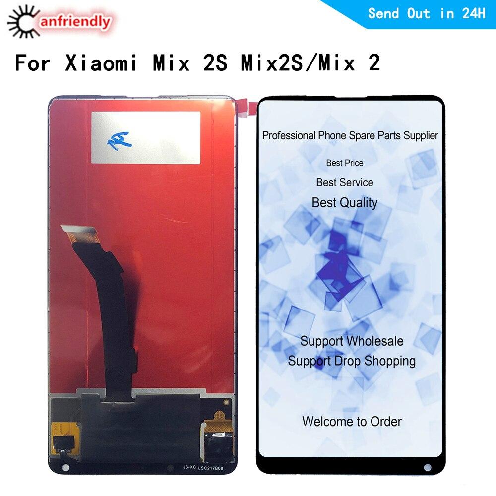 """5.99 """"dla Xiao mi mi x 2S mi x2S mi x 2 mi X2 wyświetlacz LCD + ekran dotykowy digitizer z ekranem zamienny zestaw ramy akcesoria do mi mi x2 s w Ekrany LCD do tel. komórkowych od Telefony komórkowe i telekomunikacja na AliExpress - 11.11_Double 11Singles' Day 1"""