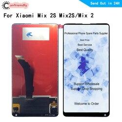 """5.99 """"dla Xiao mi mi x 2S mi x2S mi x 2 mi X2 wyświetlacz LCD + ekran dotykowy Digitizer montaż ramy akcesoria zamienne dla mi mi x2 s w Ekrany LCD do tel. komórkowych od Telefony komórkowe i telekomunikacja na"""