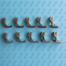 Pack of 10 Feet. 12463HR, 12463HL Hinged Raising Foot #12463HR 1/16+3/32+1/8+3/16+1/4″ 12463HL1/16+3/32+1/8+3/16+1/4″