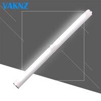 Motion Sensor Closet Light, Upgraded Rechargeable 39 LED Wardrobe Light Stick on Anywhere Under Cabinet Lighting/Hallway/Closet/