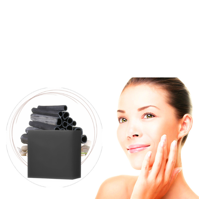 Bamboo Charcoal Moisturizing Essence Beauty Soap For Puffy Repair Anti Aging Essence Face Whitening Firming Skin Fat Granule