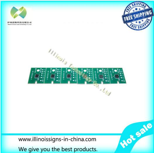 One-time Chip for Mimaki JV3 ES3 Cartridge 6 colors CMYKLCLM One-time Chip -84439990