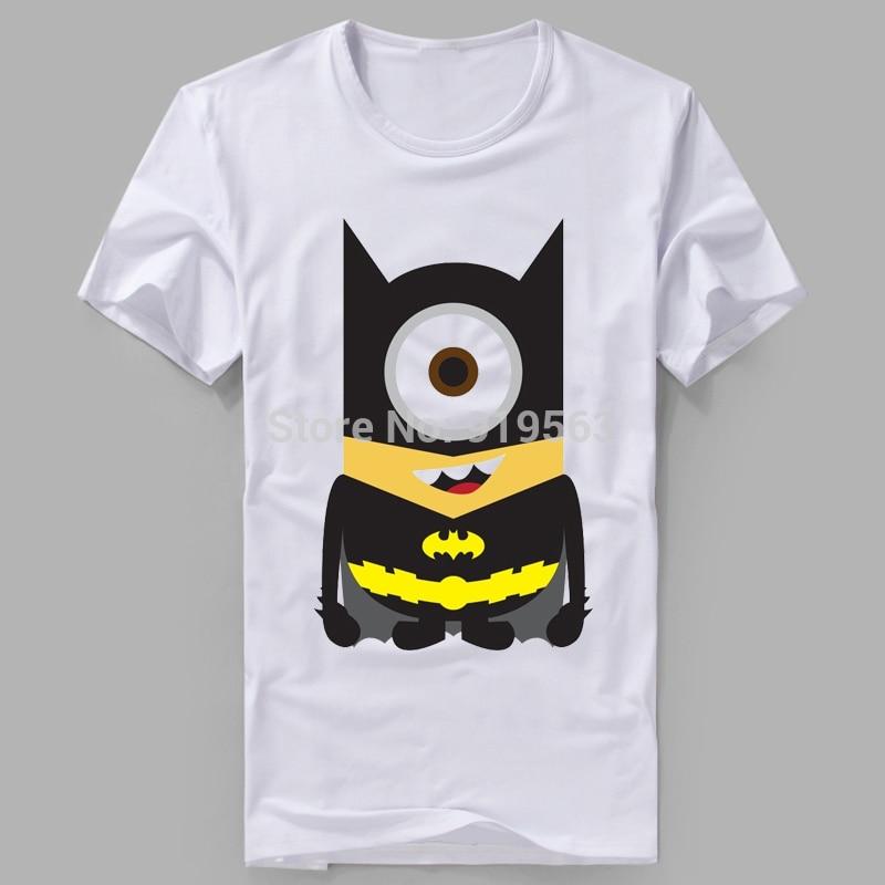 Compra lindo batman camisetas online al por mayor de China