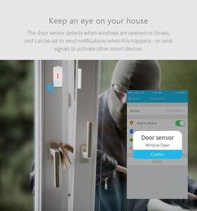 Image 3 - Broadlink ための S2 セキュリティ警報セット、スマートホームワイヤレス窓ドア検出器センサー