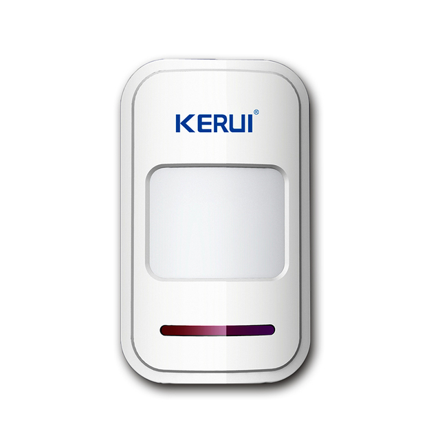KERUI Factory G18 Android ISO App Wireless GSM Home Alarm System SIM Smart Home Burglar Security Alarm System Kit PIR infrared