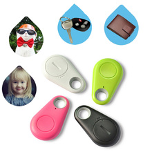 Mini Stylish Bluetooth 4.0 Tracker Locator Tag Alert Car Key Pet Dog Tracker Anti-lost Pocket Size Smart Tracker