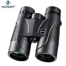 HUTACT 10x42 binokļu teleskops pieaugušajiem, gaiši nakts versija Binocolo Para Telescopios FMC putnu vērošanas optiskie pārgājieni