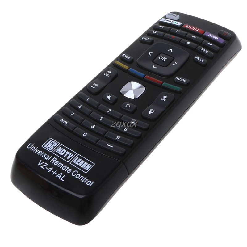 Universal Remote Control With Qwerty Dual Side Keyboard For Vizio LED/LCD TV July Drop Ship