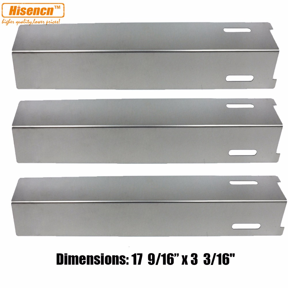 Hisencn 17 6 Inchbarbecue Replacement Gas Grill Stainless