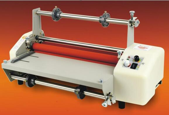 New 12 generation 8350T Laminator A3+Four Rollers Laminator Hot Roll Laminating Machine,High end speed regulation 1pc