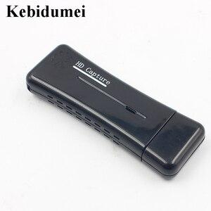 Image 2 - Kebidumei HDMI 1080P Mini USB 2.0 Port HDMI carte de Capture vidéo HD 1 voie carte dacquisition de Capture vidéo pour ordinateur Windows XP
