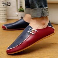 Outono dos homens Novo Estilo Sapatos De Feijão, Sapatos único, Sapatos preguiçosos, As Tendências da moda