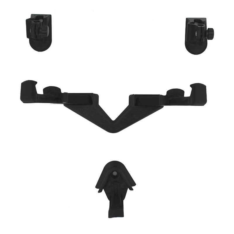 AMVR Rift Soporte para Auriculares y Controlador para Oculus Quest Rift S y Controladores t/áctiles