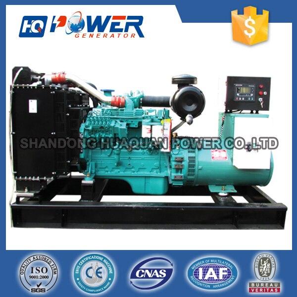 ᗕDesarrollado por Cummins motor diesel, generador diesel 150kw para ...