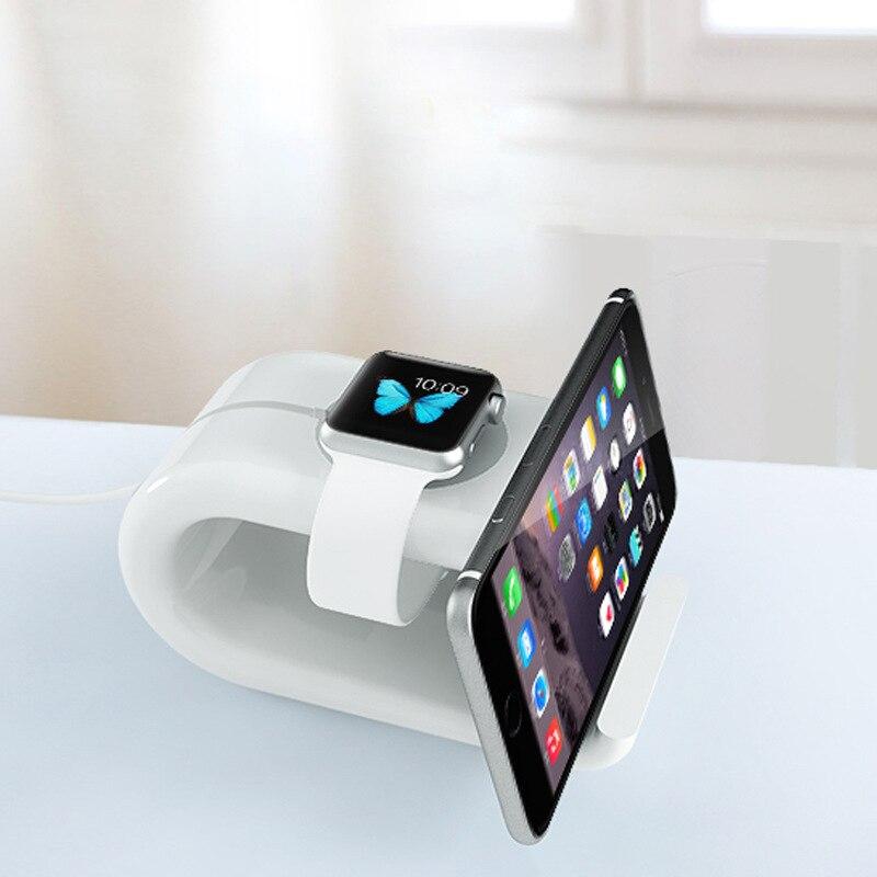 Wood Meets Color Mobile Phone Lazy Stents Intelligent font b Bracelet b font Tablet Base Watch