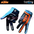 Verano KTM Equipo GOPRO AIRE MX motocicleta motocross guantes racing Downhill DH AM MTB Riding guante guantes