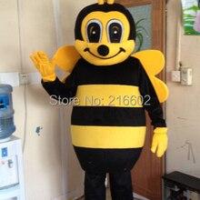 Маскарадные костюмы футболка с изображением пчелы костюм талисмана ОСА костюм талисмана пчела талисмана