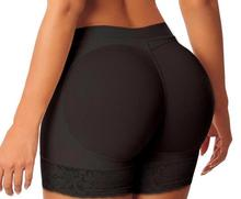 Free shipping Ladies shaper Padded Seamless Butt Lifter panty Hip Up body shaper