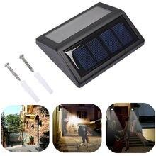 Promotion  New Arrival 6 LED Solar Power PIR Motion Sensor Wall