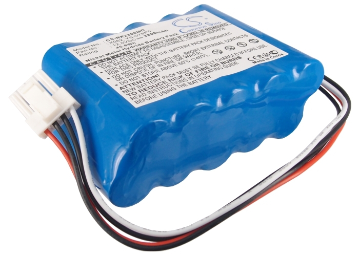 ФОТО Wholesale Medical Battery For NIHON KOHDEN BSM-2300,BSM-2301,BSM-2301A,BSM-2301K,BSM-2303K,BSM-2304,Lifescope i