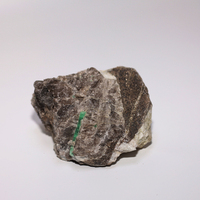 NATURAL Emerald quartz crystal stone ore Mineral samples collection 277g