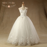 Rose Moda Sweetheart Lace Corset Quinceanera Dresses White Ivory Debutante Dress Sequined Ball Skirt Debs Dresses Lace Up Back