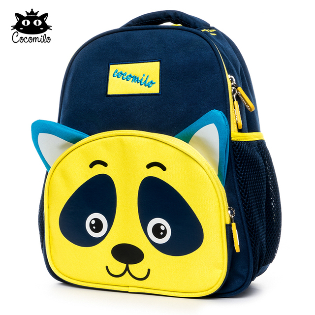Cocomilo Brand Kindergarten School Bag New Arrival Bear Backpack Kids  Satchel Orthopedic Mochilas Escolares Infantis Schoolbags