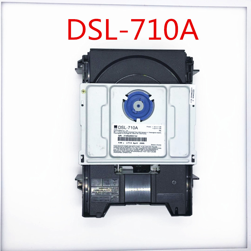 new original DSL710A F/W LT7.9 CD ROM DVD ROM DSL 710A DSL 710A