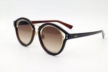 S17106 novo design UV400 caminhantes estilo de viagem ao ar livre cor  gradiente óculos de sol da moda para as mulheres 5232544049