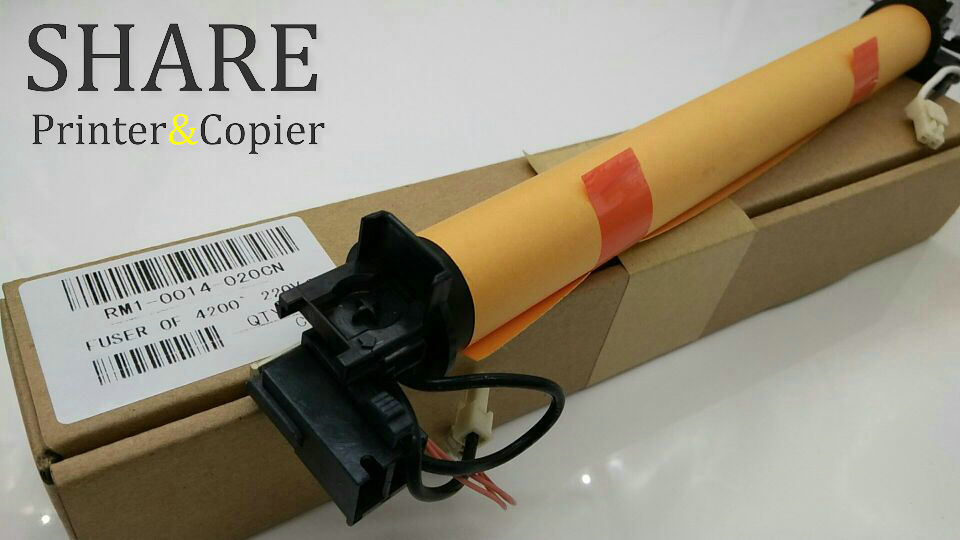 1 X RM1-0014 RM1-0014-000 Factory new film unit for for HP 4200 Original new fuser film +New element