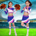 Cheerleading Clothing Children Cheerleaders Cheerleading Costume Clothing Adult Aerobics Game Boy