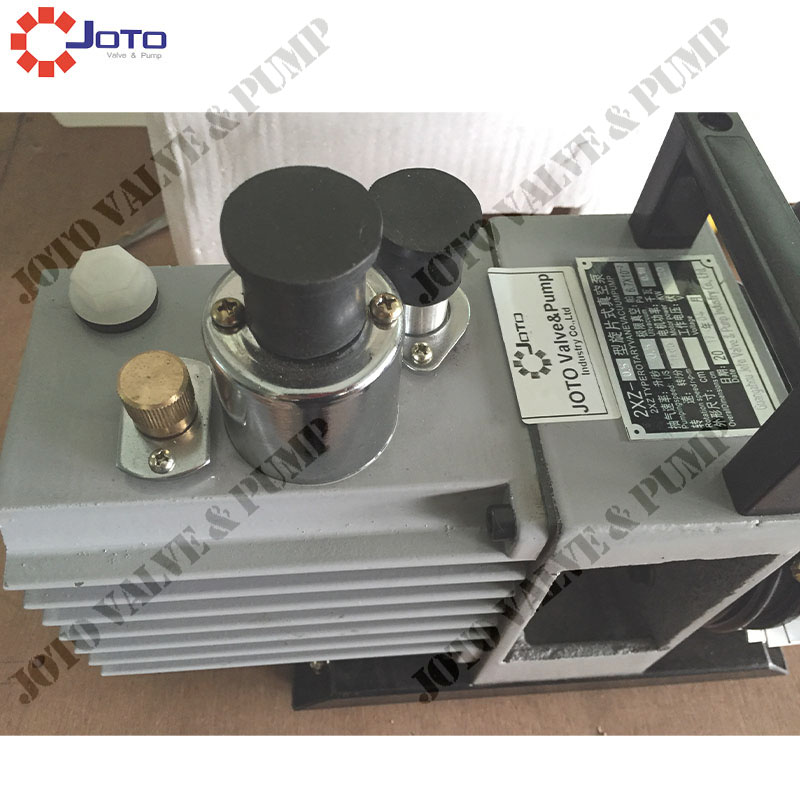 220v/380v 2XZ-0.5 Double-stage Suction Vacuum Pump 0.18KW ...