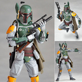 New star wars REVO Bounty Hunter Boba Fett pvc action figure collectible model toy 16cm brinquedos juguetes hot free shipping