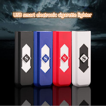 Electronic USB Flameless Rechargeable Lighter