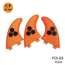 Quillas לגלוש FCS G3/G5/G7 סנפיר פיברגלס סנפירי גלישה FCS סנפיר Quillas