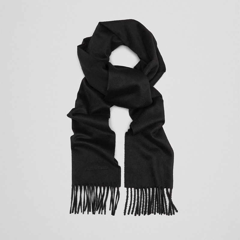 Leo anvi 100% wool cashmere winter scarf for men women fashion shawls  echarpe male High quality solid scarves Autumn bandana-in Men s Scarves  from Apparel ... 6bca0354717