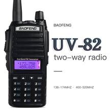 Walkie Talkie BaoFeng UV-82 Dual-Band 136-174/400-520 MHz FM Ham Two Way Radio,