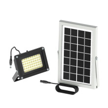 10W Solar Panel Charge LED Street light High Power Microwave radar body sensor Outdoor Waterproof Garden lamp