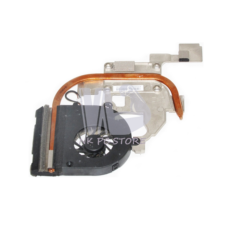 Notebook PC Heatsink with Fan For Acer aspire 5552G 5552 5741 LA-5912P Main Board heatsink AT0C6004SS0 full tested vg 86m06 006 gpu for acer aspire 6530g notebook pc graphics card ati hd3650 video card