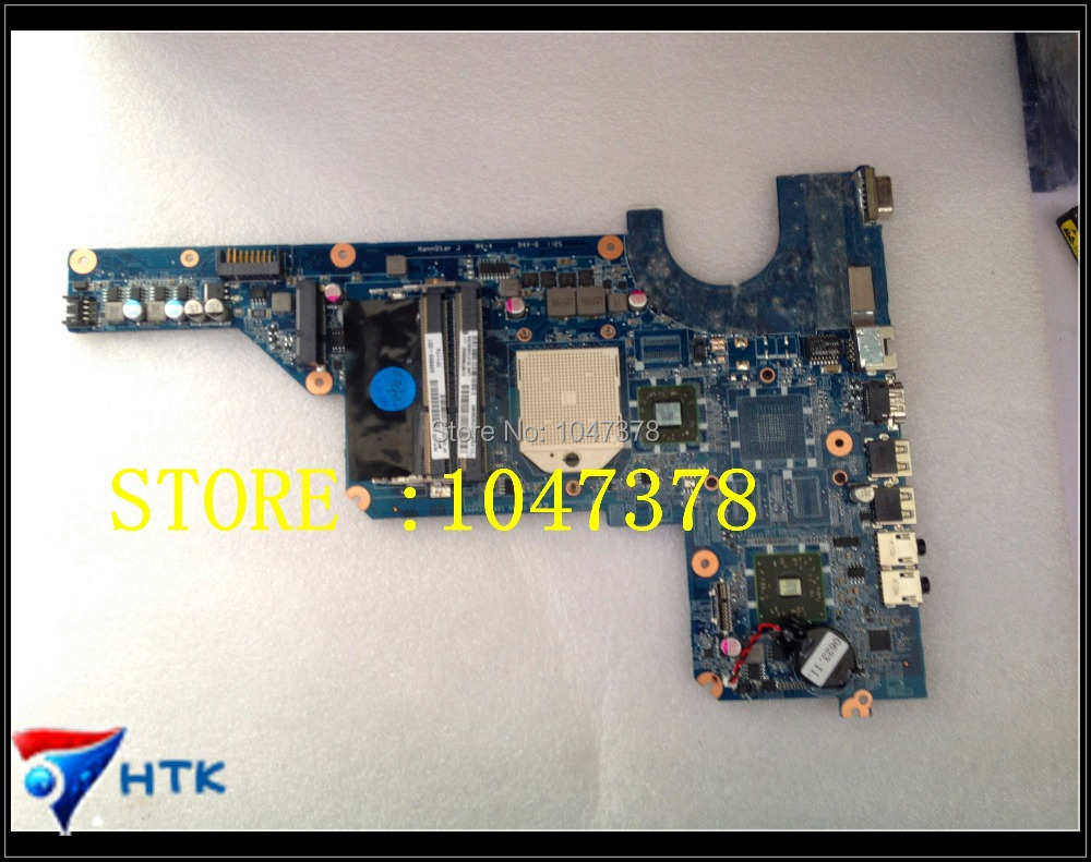 Wholesale  for HP G4 G6 LAPTOP motherboard INTEGRATED  638856-001 DA0R22MB6D1 100% Work Perfect integrated laptop motherboard for 5738 08245 1 jv50 mv mb 48 4cg01 011