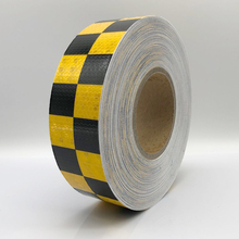 5cmx50m  Car Reflective Material Tape Sticker Automobile Motorcycles Safety Warning Film Stickers