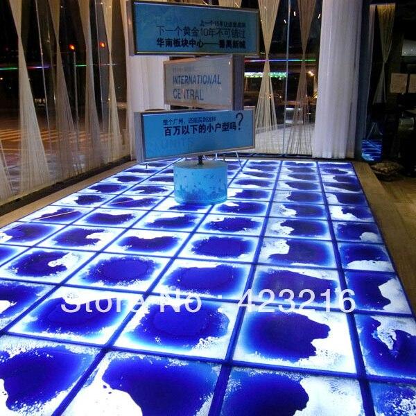 Liquid Motion Modern Creative Floor Tiles Flowing Liquid Floor