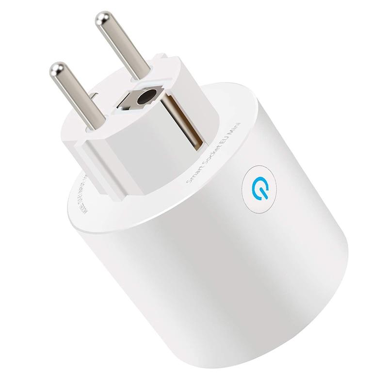 Smart Plug Compatible with Alexa, Smart Life Wifi Smart